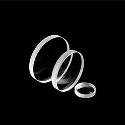 CaF₂ Plano-Concave Lens