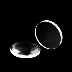 BaF₂ Plano-Convex Lens
